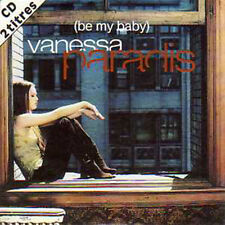 Vanessa PARADIS CD single Be my baby 2 Tr card sleeve ++