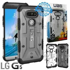 UAG Urban Armor Gear Clear Hybrid Composite Case Hard Cover for LG G5 - ICE