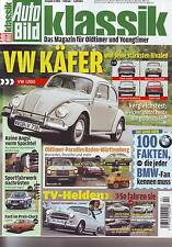 Auto Bild Klassik 2/16 VW Käfer 1200/DKW Junior/Dauphine/BMW 700/Arabella/2016