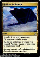 HOLDOUT SETTLEMENT Oath of the Gatewatch Magic MTG cards (GH)