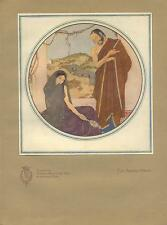 True Spartan Hearts Edmund Dulac  from Princess Mary's  Gift Book