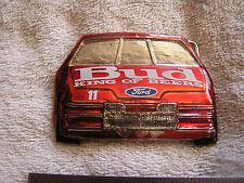 Vintage Belt Buckle Budweiser Ford