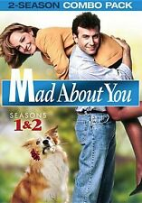MAD ABOUT YOU: SEASON 1 & 2 (Philip Ahn) - DVD - Sealed Region 1
