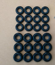 24 DINKY PNEUMATICI 12 x 17mm + 12 x 15mm-Smooth battistrada ~ grande progetto per il codice 3