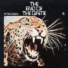 The End of the Game CD Rare Import Peter Green Fleetwood Mac