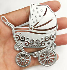 New arrival baby car Cutting Dies Stencils DIY Paper Cards Scrapbooking #55