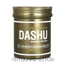 [DASHU] For Men Premium Wild Design Mucle Wax 100ml Hair