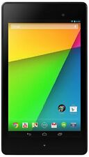 ASUS Google Nexus 7 16GB, Wi-Fi, 7in - Black (2nd Generation) Tablet 2013 USED
