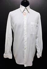 VERSACE VINTAGE '80 Camicia Uomo Cotone Cotton Man Shirt Sz.M - 48