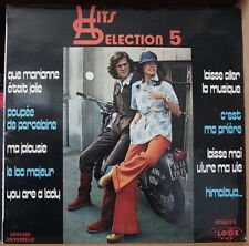 THE BURLINGTON'S HIT SELECTION 5 CHEESECAKE LOVERS MOTO COVER FRENCH LP