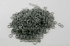 Butted Chain Mail loose rings for Hauberk repair shipped UK Reenactment wotr