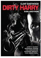 5 Film Collection: Dirty Harry (2015, DVD NEW)