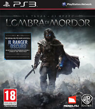 La Terra Di Mezzo - L'Ombra Di Mordor PS3 Playstation 3 IT IMPORT WARNER BROS