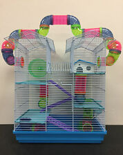 NEW Large Twin Towner Hamster Habitat Rodent Gerbil Mouse Mice Rats Cage 159