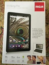 NEW 10 Viking Pro Android OS Tablet With Detachable Keyboard