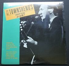 Pete Townsend Sealed Live Atlantic LP 1986 The Who