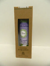 One Natural Baby Endangered Species Collection Snow Leopard Lavender Body Lotion