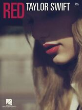 Taylor Swift Red Easy Piano Learn Play Country POP Hits Beginner Music Book