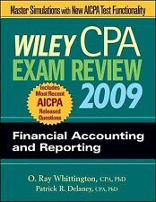 Wiley CPA Exam Review 2009: Financial Accounting and Reporting (Wiley CPA Examin