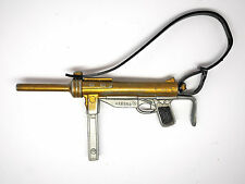 "* Action Man original vintage * late USA M3 Submachine Gun ""Grease Gun"""