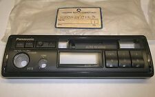 Panasonic AM-FM Cassette Radio Black Faceplate H15 YEFC024C123 NIB