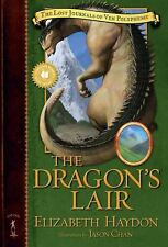 The Dragon's Lair (Lost Journals of Ven Polypheme (Quality))-ExLibrary