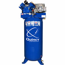 Quincy QT Pro 5-HP 60-Gallon Two-Stage Air Compressor (230V 1-Phase)