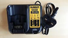 DEWALT DCB107GB 10.8V/14.4V/18V/20V Max Battery Charger, European Version