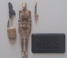 Star Wars Battle Droid VC78 TPM Phantom Menace AOTC Vintage Figure Hasbro Loose