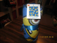 MINIONS FLEECE BLANKET Soft Plush Throw 40 x 50 NEW Kids Despicable Me With Tags