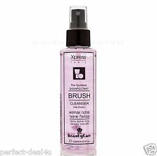 Makeup brush Cleaner liquid Cleanser Disinfectant Spray Anti Bacterial 120ml4.2o