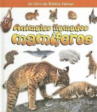 Animales Llamados Mamiferos Animals Called Mammals (Que Tipo De Animal Es?  What