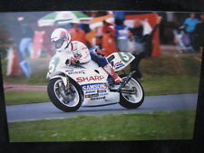 Photo Samson Sharp Honda NSR250 1991 #5 Wilco Zeelenberg  (NED) Dutch TT Assen 3