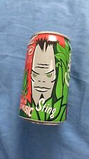Sting The Police Exclusive Series Coca Cola Can Sting's Head Fan Empty Promo