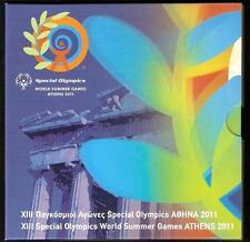 manueduc   GRECIA 2011 CARTERA OFICIAL con 2 EUROS NORMAL + 10€ Akropolis NUEVA