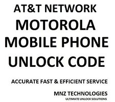 Motorola Unlock Code Motorola Nexus 6 Locked to AT&T T Mobile Telus Koodo