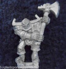 1988 Chaos Warrior of Khorne 0217 04 Citadel Warhammer Army Hordes Evil Fighter