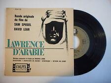 B.O.F. LAWRENCE D'ARABIE : SAUVETAGE DE GASIM ► EP / 45 ◄ PORT GRATUIT