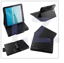 "TASTIERA Bluetooth Rimovibile FOLIO CASE PER SAMSUNG GALAXY TAB s2 9.7"" t810/813"