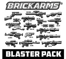 BRICKARMS BLASTER Pack 2016 for Lego Minifigures Star Wars Limited Edition NEW