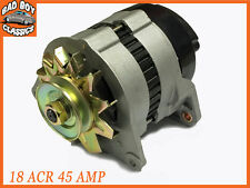 Brand New 18ACR 45 Amp Alternator, Pulley & Fan MGB, MG MIDGET