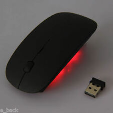 2.4GHz Wireless Optical Mouse Mice + USB 2.0 Receiver For PC Laptop Macbook New