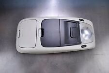 02-05 Mercury Mountaineer Ford Explorer Roof Overhead Console Cubby Gray