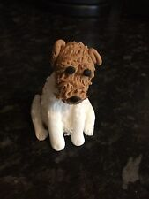 Edible Dog Terrier Cake Topper Icing Decoration
