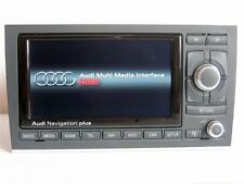 2016 map DVD Audi A4 S4 RS4 RNS-E MK2 LED GLOSSY navigation MEDIA satnav RNSE-PU