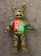 """MEXICAN TOY ACTION FIGURE SPRINGTRAP NIGHTMARE FIVE NIGHTS FREDDY'S 6"""" APROX"""