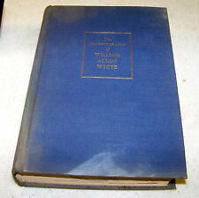 Autobiography of William Allen White First Edition 1946