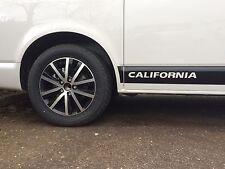 Vw transporter california T4 & T5 côté autocollants toute couleur sur demande
