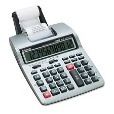 Casio HR-100TM Two-Color Portable Printing Calculator, 12-Digit LCD NEW