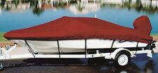 Boston Whaler Sport 13 No Bow Rails 83-93 Sharkskin Trailerable Boat Cover